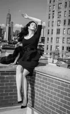 Andrea Grant - Photo by Gary Breckheimer
