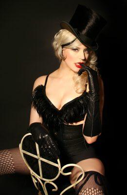Andrea Grant - Photo by Viva Van Story