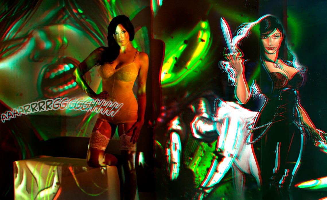 Minx 3D by Rames Xelhuantzi