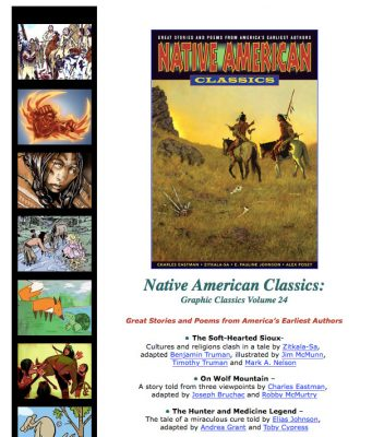 Native American Classics Vol. 24
