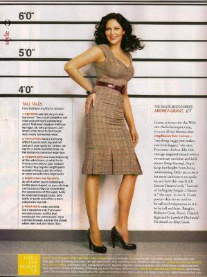O Magazine - Style Article